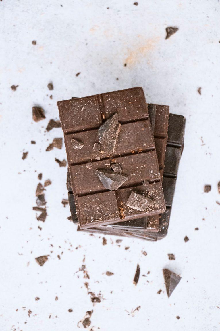 Como armazenar o chocolate