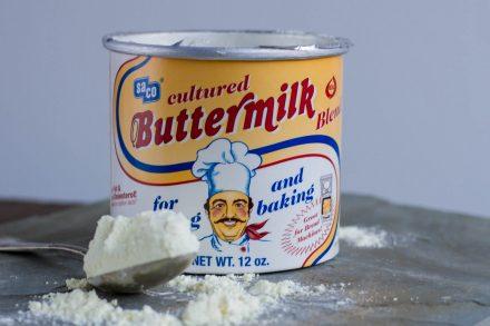 Como preparar (e substituir) buttermilk