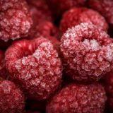 Coulis de frutas vermelhas