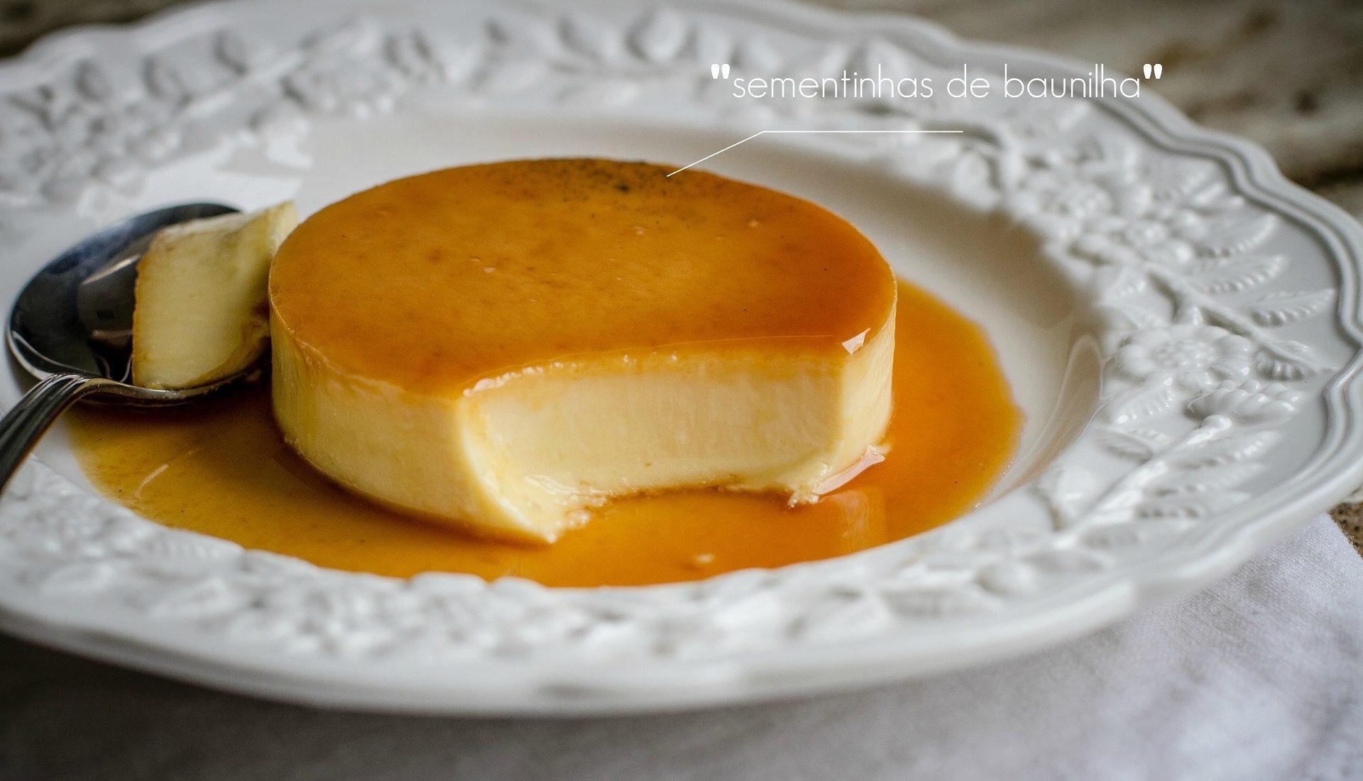 Crème caramel | pudim de leite sem leite condensado