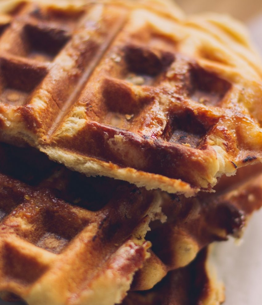 Waffle Liège