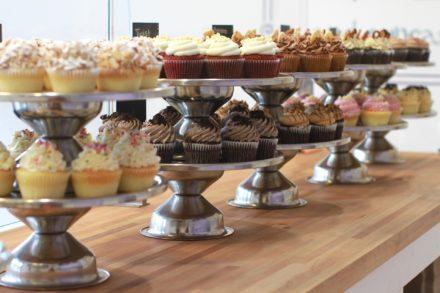 Muffin ou cupcake?