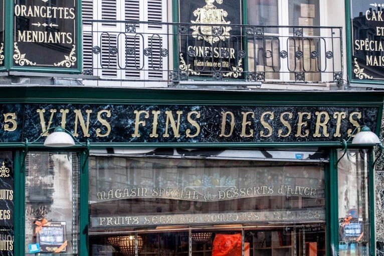 Confeitarias em Paris