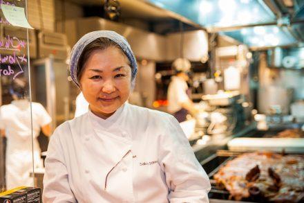 Saiko Izawa: confeitaria de excelência
