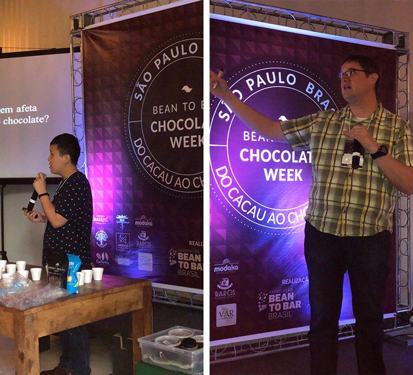 Evento Bean to Bar na capital paulista reúne produtores, profissionais e consumidores no primeiro evento da associação.