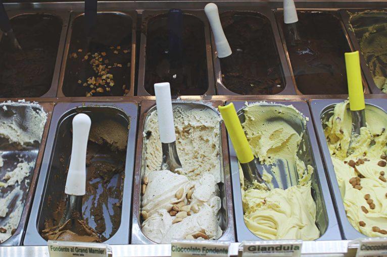 Um guia de (quase) todas as sorveterias de Roma