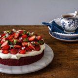 A [quase] verdade por trás do bolo red velvet