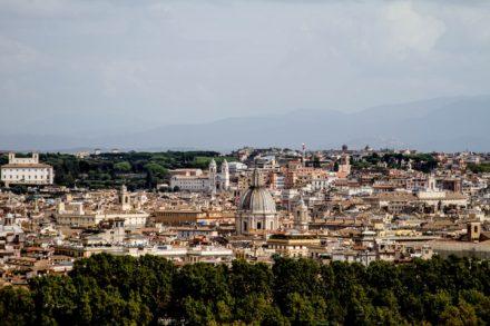 Você, Roma… La città eterna!