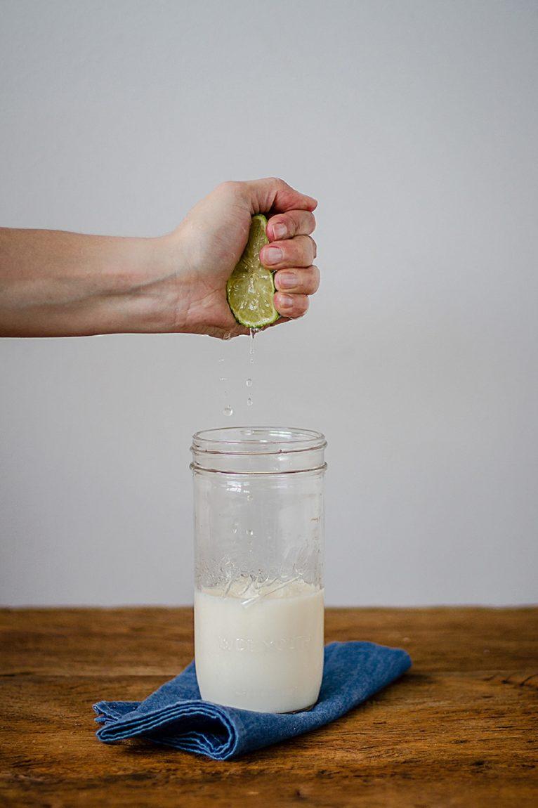 O que é buttermilk?