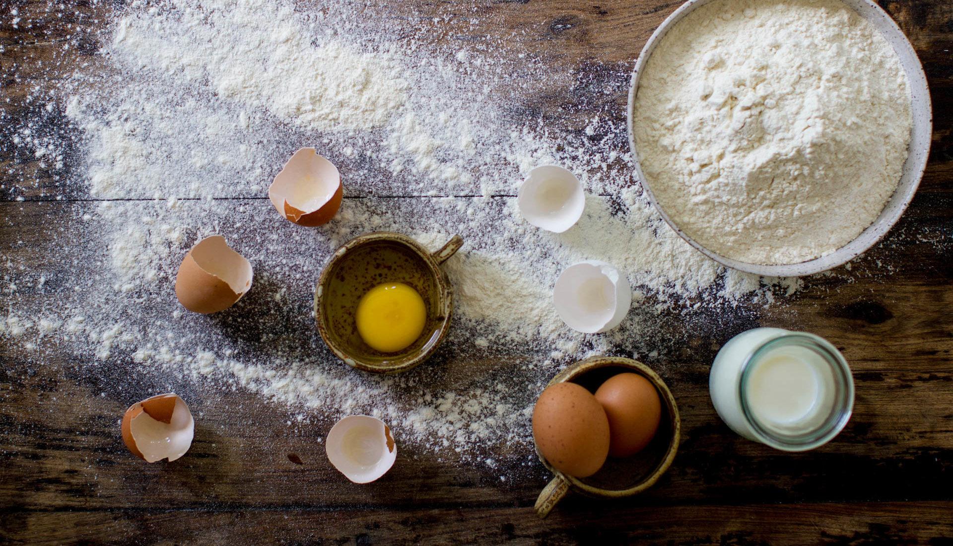 Método cremoso para bolos