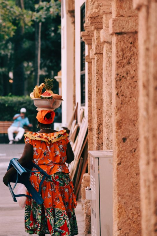 CURIOSIDADE: PALENQUERAS