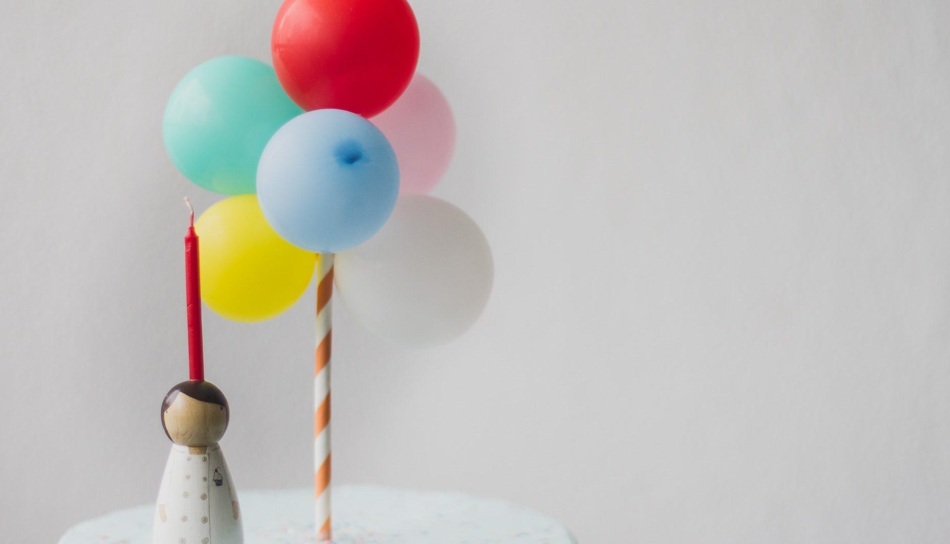 Bolo sabor aniversário