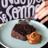 Bolo de chocolate da Pietra