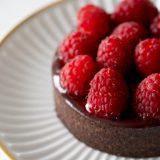 Tortinha de frutas vermelhas