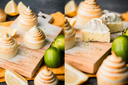 Torta de limão sem glúten