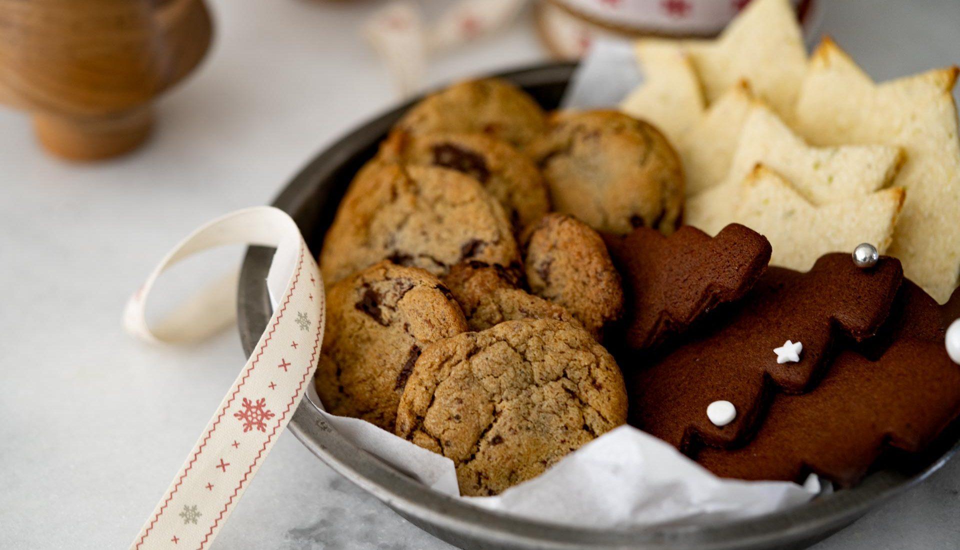 Cookie especial de Natal