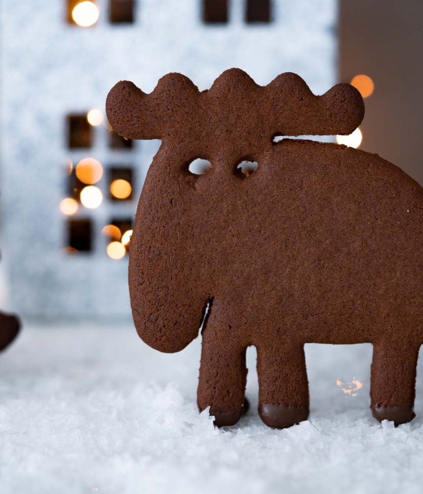 Biscoitos para o Natal