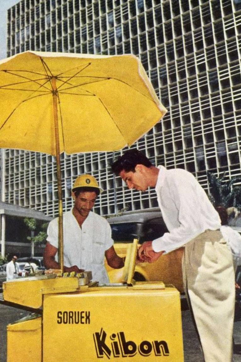 A história do sorvete no Brasil