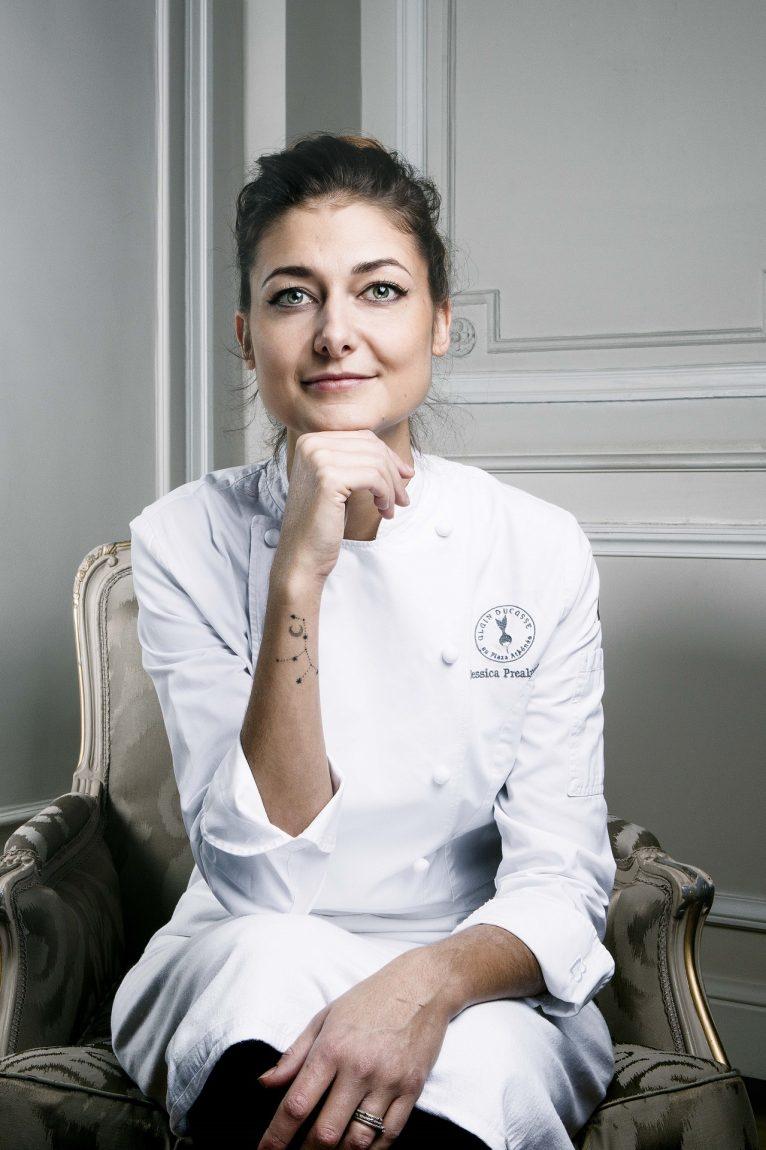 Jessica Préalpato: naturalmente no topo